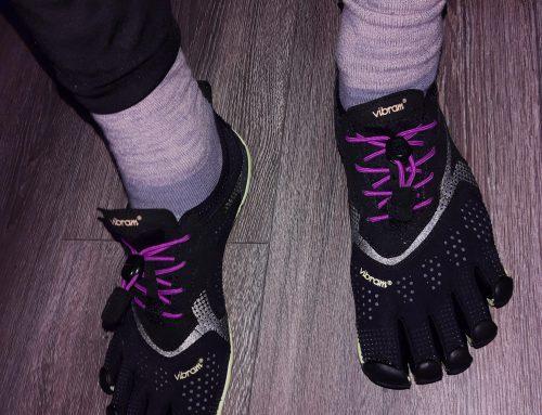 Vibram fivefingers schoenen